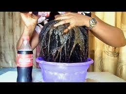 Should You Wash Your Hair Before Coloring - if you wash you hair with coca cola this will happen youtube