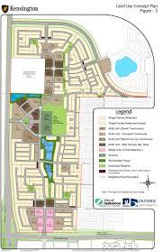 Saskatoon Canada Map by Kensington Concept Plan Jpg
