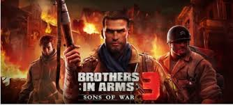 brothers in arms apk data brothers in arms 3 1 4 5f apk and data free skilstoolz