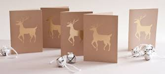 brown christmas cards brown paper christmas cards paper crave