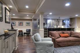 Pictures Of Finished Basement by Finished Basement Color Schemes Astonishing Basement Color