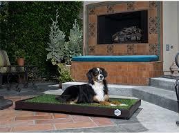 Dog Patio Patio Pet Life Grass Potty Pads