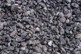 Black Garden Rocks Black Landscape Rocks Paulele House
