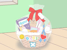 14 green gift ideas for how to make baby gift baskets 14 steps with pictures wikihow
