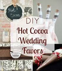 hot cocoa wedding favors diy hot cocoa wedding favor hot cocoa mixes diy wedding and favors