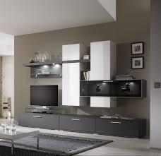Wohnzimmerschrank Rot Wohnwand Braun Hochglanz Dekoration Und Interior Design Als