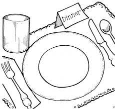 dinner clipart 5 image 31148