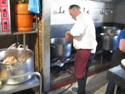 cuisine perenne il polipo in bollitura perenne picture of pulperia ezequiel