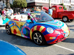 volkswagen beetle 1940 hippy paint vw beetle reborn by partywave on deviantart