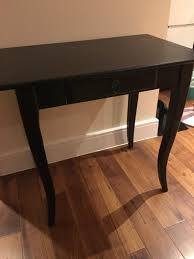 ikea black brown desk ikea black brown leksvik desk in london gumtree