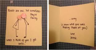 Handmade Cards For Birthday For Boyfriend Cute Handmade Birthday Card For Boyfriend Google Search Diy