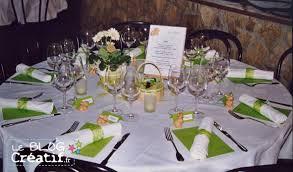 table mariage la déco de table mariage le créatif fr