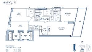 quantum on the bay floor plans marquis condo miami 1100 biscayne downtown apartments for sale rent