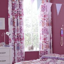 owl bedroom curtains contemporary teen girl bedroom with wonderful modern girl curtain