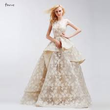 wedding dress wholesalers online buy wholesale vintage chagne wedding dresses from china