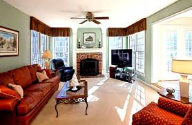 living room brick fireplace centerfieldbar com