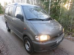 nissan vanette modified interior nissan vanette cargo 1tn 2 3 dsl 5d short low 2000 used