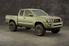 widebody toyota truck toyota tacoma v8 incross concept comes to sema
