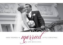 married christmas cards married christmas christmas cards kleinfeld paper married