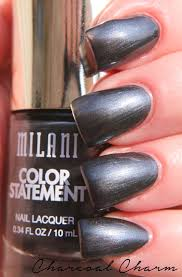 milani color statement nail lacquers swatches statement nail