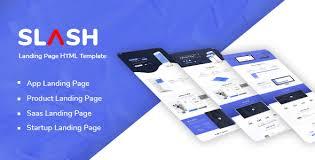 slash multipurpose landing page html template by xarathemes