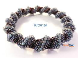 beading bracelet patterns images Cellini spiral patterns peyote bracelet patterns seed bead etsy jpg