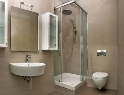 bathroom shower stalls triple recessed downlights and glass panel