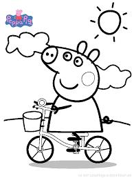 47 dessins de coloriage peppa pig à imprimer