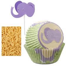 Wilton Cupcake Decorating Kit Wilton Elephant Cupcake Decorating Kit 48 Ct 415 2196 Wilton