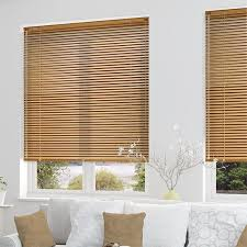 Wood Grain Blinds Honey Oak Venetian Blind 25mm Slat