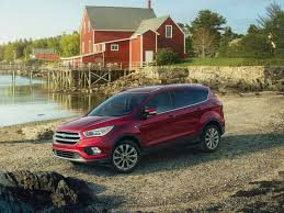 Ford Escape Features - 2017 ford escape comes with new look and advanced features youtube