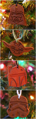 diy wars cinnamon dough ornaments