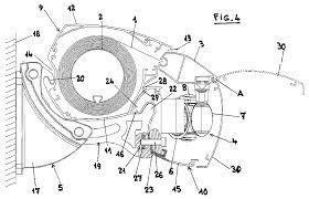 Lambrequin De Store Banne Store Banne Du Genre à Coffre Patent 2199486