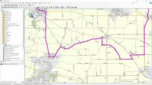 Beloit Wisconsin Map by Garmin Base Camp Tutorial Route Building Youtube