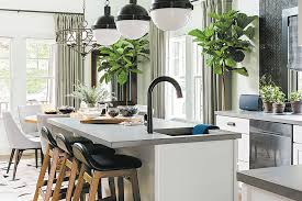 experts share their top kitchen design trends for 2017 the