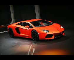 New Lamborghini Aventador - aventador lp700 4 2011