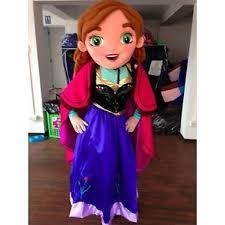 Halloween Costume Rent Disney Princess Anna Fun Costume Rental Birthday Party