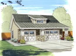 bungalow garage plans echoridge bungalow 3 car garage plan 125d 6014 house plans and more