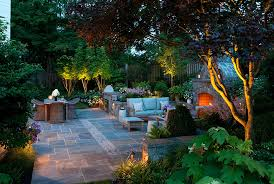 Outdoor Landscaping Lighting Outdoor Lighting In Md Va Dc Landscape Lighting Design