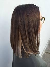 shoulder length hair with layers at bottom best 25 straight haircuts ideas on pinterest medium straight
