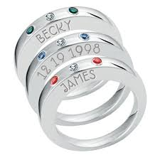 rings for mothers day got these for s day last year christian jewelers