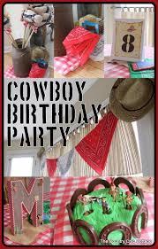 Cowboy Decorations Ideas Cowboy Birthday Decorations With