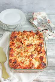 egg strata casserole candied bacon and egg strata what should i make for