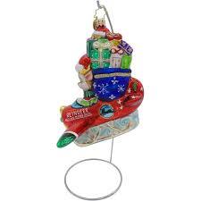 reindeer runner ornament shop save