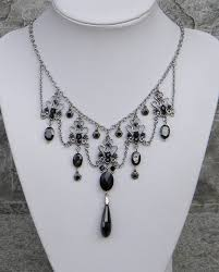 gothic steampunk necklace images Victorian necklace clipart jpg