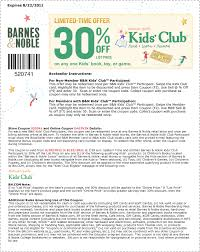 Barnes And Nobles Coupon Barnes And Noble In Store Coupons June Black Friday Coupons From