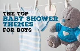 baby shower for boys list of baby shower themes baby shower diy