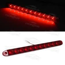 Emergency Light Bars For Trucks Red 15