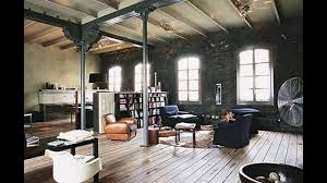 3 Stylish Industrial Inspired Loft Industrial Office Design Ideas Youtube