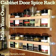 spice rack cabinet insert spice storage cabinet picture of spice rack inside kitchen cabinet